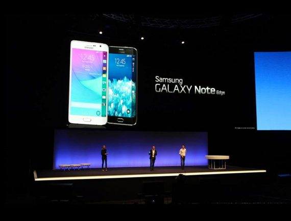 Samsung Galaxy Edge soon to launch in India @TheRoyaleIndia