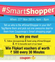 smartshopper 2014 nov @TheRoyaleIndia