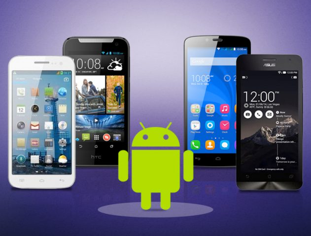 Top 5 Android Phones between Rs. 5000 to 10000 @TheRoyaleIndia