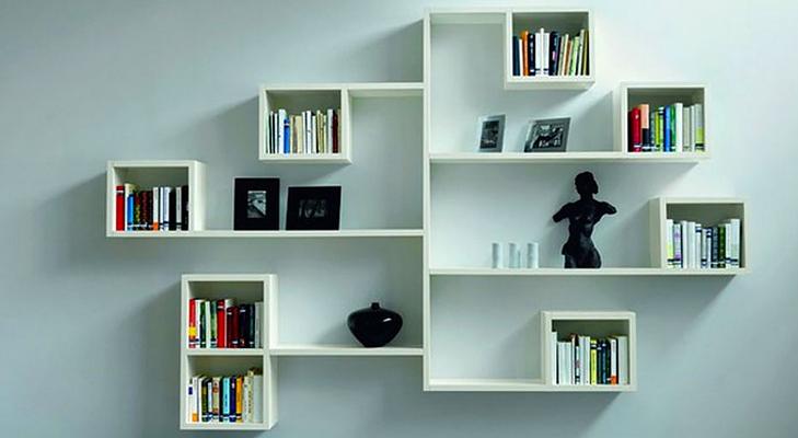wall shelf @TheRoyaleIndia
