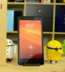 XIAOMI REDMI NOTE to be launched in India by early December