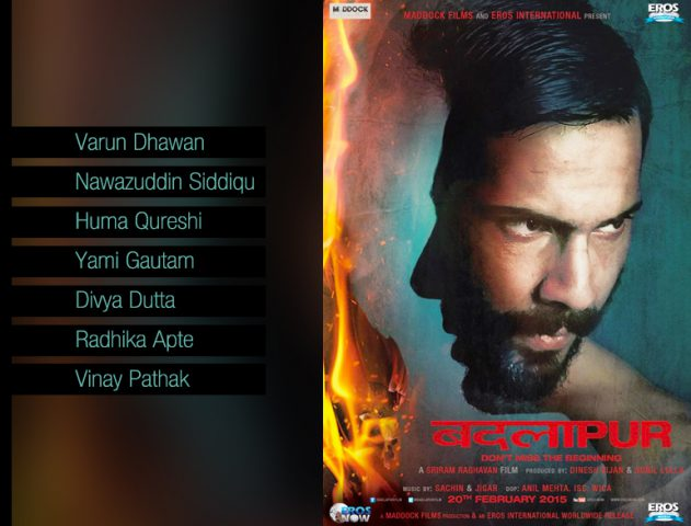 BADLAPUR Trailer Released – Promises to be a Cynically Awesome project By Sriram Raghavan @TheRoyaleIndia