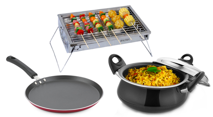 cook and bakeware @TheRoyaleIndia