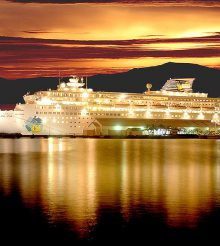This New Year's Eve –  What's better than a Cruise Tour