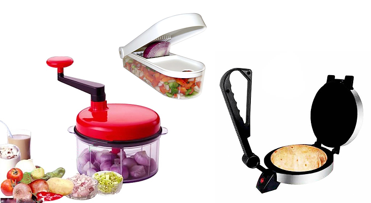 Cutting and Cooking Tools @TheRoyaleIndia