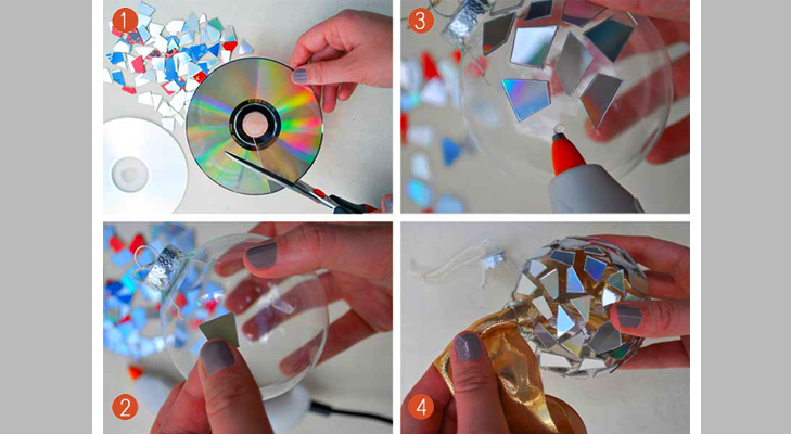 5 DIY Christmas Home Dcor Ideas