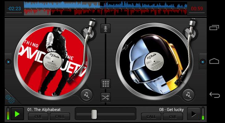DJ studio 5 @TheRoyaleIndia