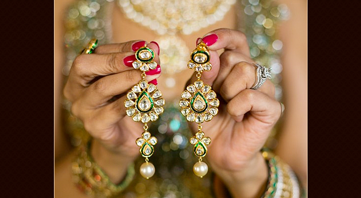Earrings @TheRoyaleIndia