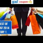 BEST GOSF 2014 Offers- DAY 1