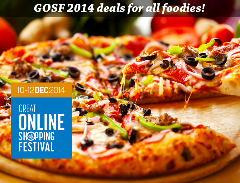 What Does GOSF 2014 Have for Foodies? @TheRoyaleIndia