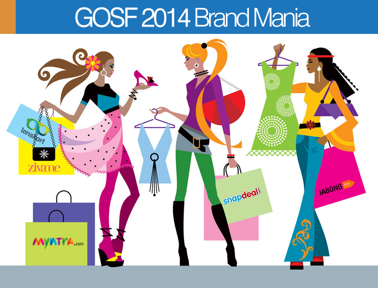 4 Brands to Look Out For During GOSF 2014 @TheRoyaleIndia