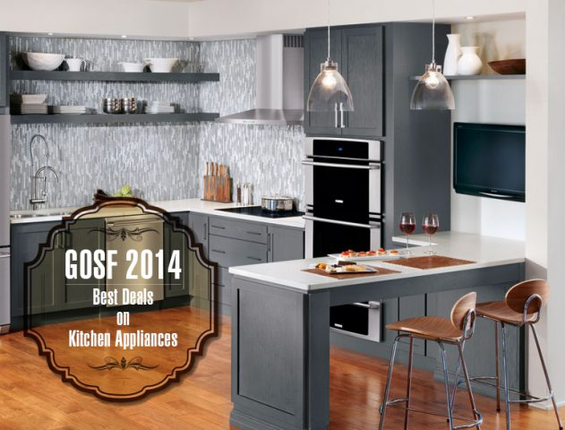 Here is a peek into what GOSF offers for Home and Kitchen @TheRoyaleIndia