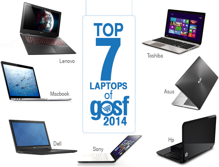 GOSF laptops @TheRoyaleIndia