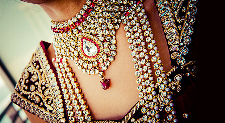 Heavy necklace @TheRoyaleIndia