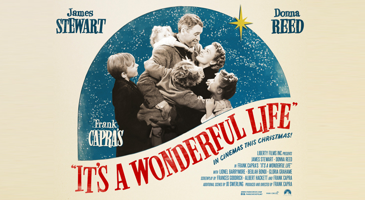 Its a wonderful life - Christmas movie to watch during the holidays @TheRoyaleIndia