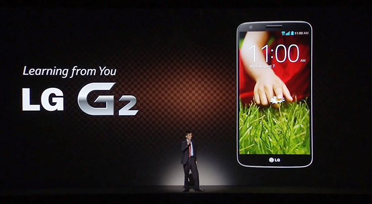 LG G2 android lollipop @TheRoyaleIndia