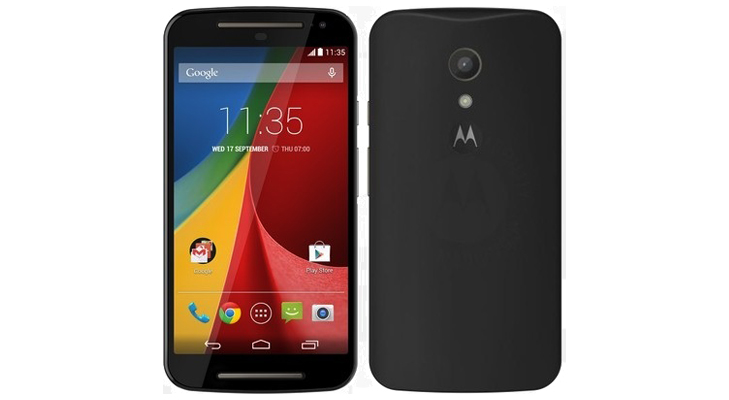 Motorola Moto G (Second Gen) @TheRoyaleIndia