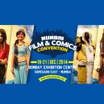 Mumbai Comic Con kick-starts from 19th Dec 2014 – Jive in the world of Cartoons and Comics