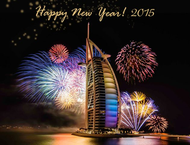 Celebrating 2015 in Grand Style - Dubai to Host World's Biggest New Year Bash @TheRoyaleIndia