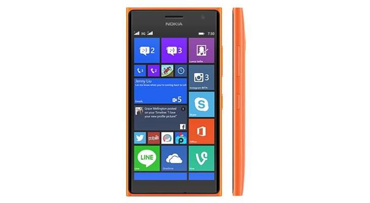 Nokia Lumia 730 @TheRoyaleIndia
