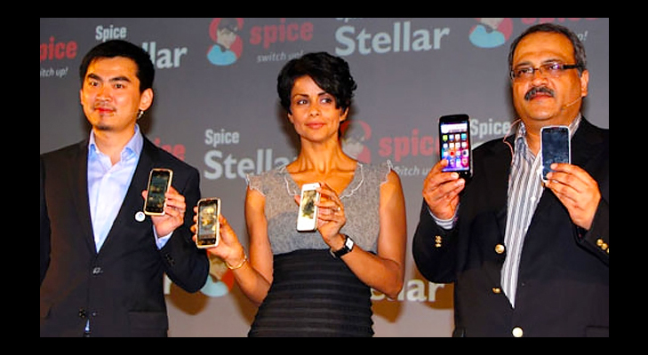 spice stellar launch @TheRoyaleIndia