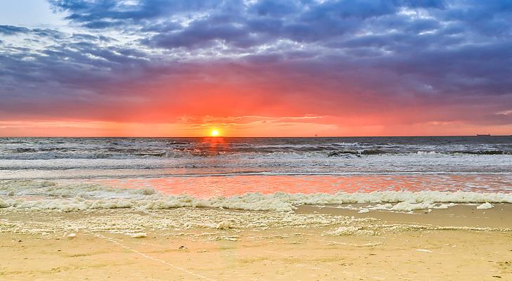 sunrise @TheRoyaleIndia