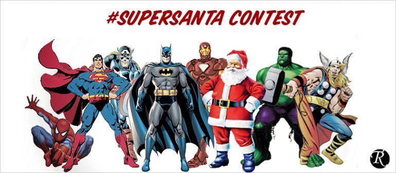 #SuperSanta Twitter Contest @TheRoyaleIndia