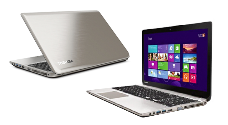 Toshiba laptops @TheRoyaleIndia