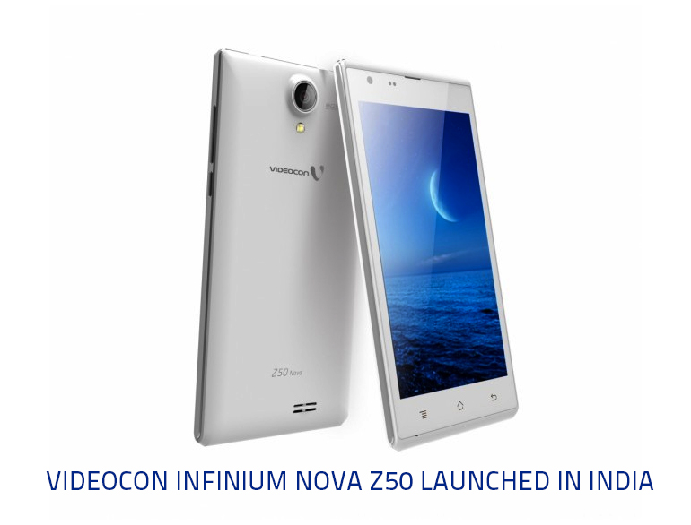 Videocon Infinium z50 Nova Android Smartphone | The Royale