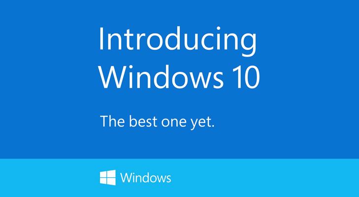 Windows 10 intro @TheRoyaleIndia