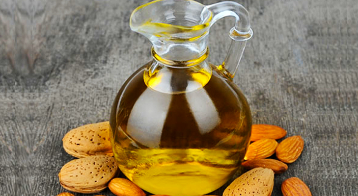 Almond Oil @TheRoyaleIndia