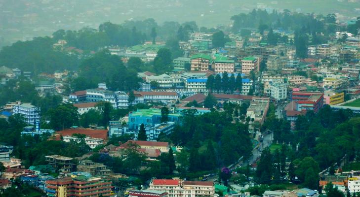 around shillong view @TheRoyaleIndia