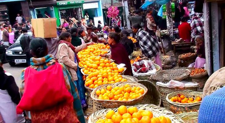 bara bazaar shillong @TheRoyaleIndia