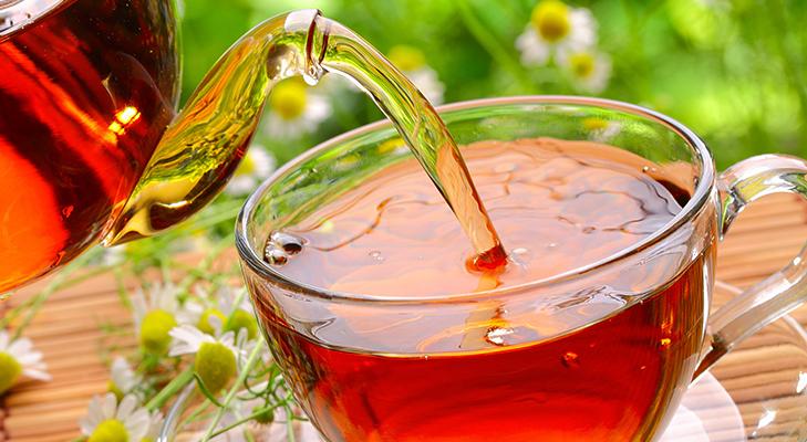 Black Tea @TheRoyaleIndia