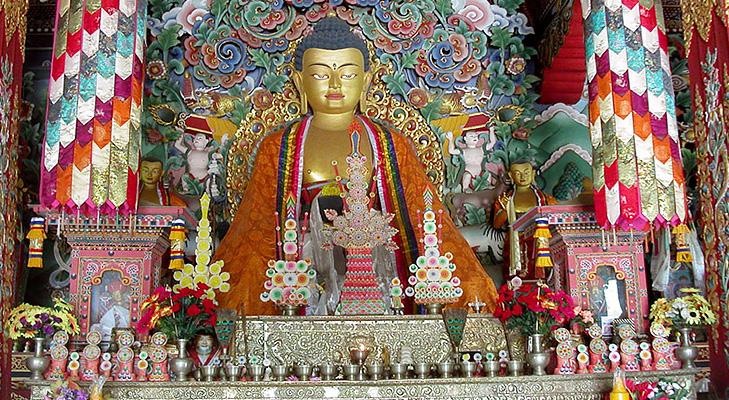 Bodhgaya Monastery Bihar @TheRoyaleIndia