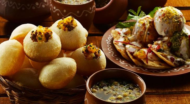 Chaat Bazaar Kolkata @TheRoyaleIndia