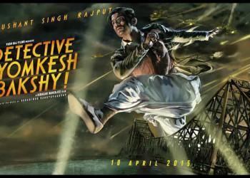 Detective Byomkesh bakshi @TheRoyaleIndia