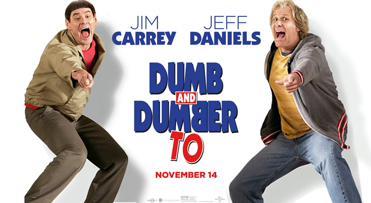 dumb and dumber to @TheRoyaleIndia