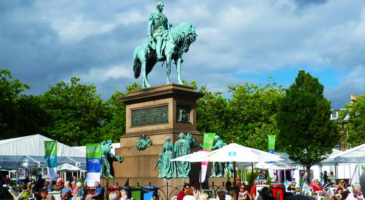 Edinburgh Festival @TheRoyaleIndia