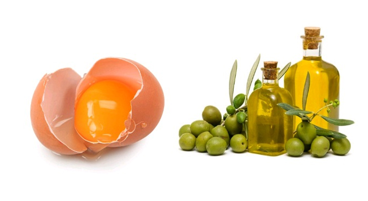Egg Olive Oils @TheRoyaleIndia