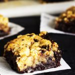 Make Eggless Choco-Chip Cookie Brownie Bars in 15 Minutes