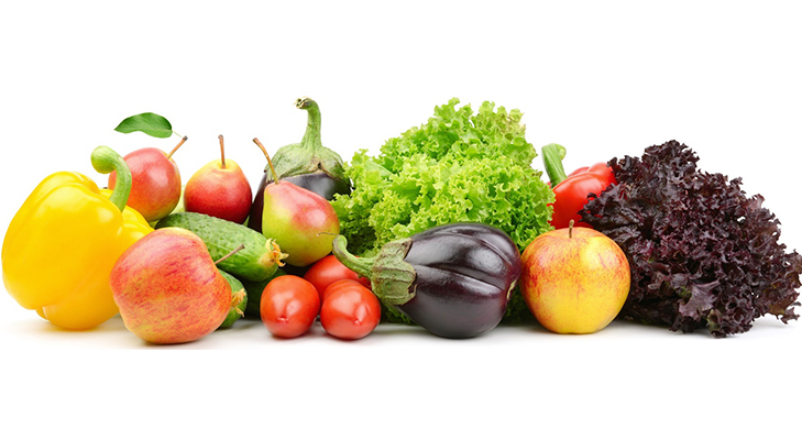 Eat Fruits and Veggies for a better health @TheRoyaleIndia