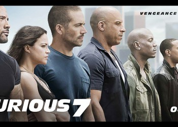 Furious 7 @TheRoyaleIndia