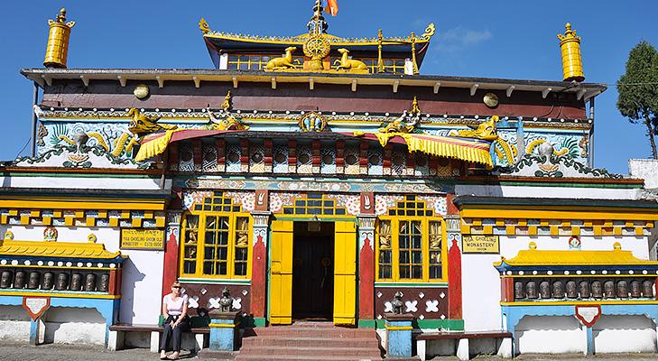 ghoom monastery @TheRoyaleIndia