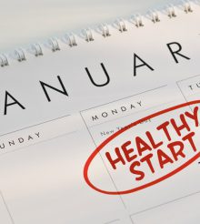 Let's begin 2015 with a Promise of Staying Healthy