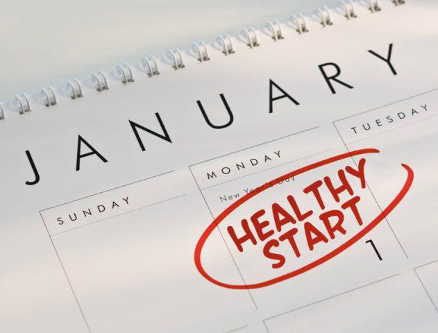 Health Resolutions of 2015 @TheRoayleIndia