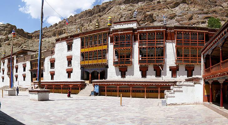 Hemis Monastery @TheRoyaleIndia