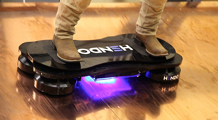 Hoverboard Technology @TheRoyaleIndia