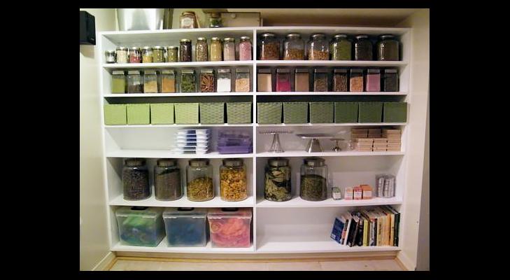 How To Organize A Kitchen @TheRoyaleIndia