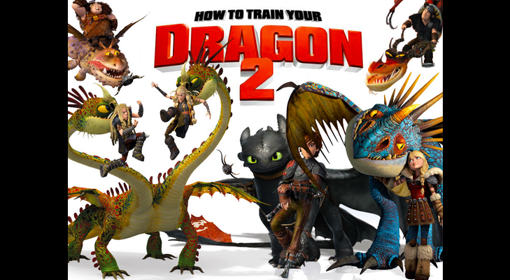 How To Train Your Dragon 2 wins Golden Globe @TheRoyaleIndia